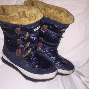 KED'S SNOW BOOTS 7